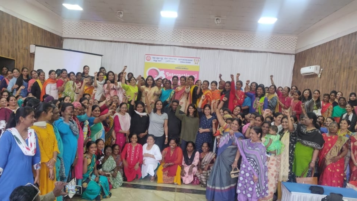 SWR conducts workshop for self-defence for women employees