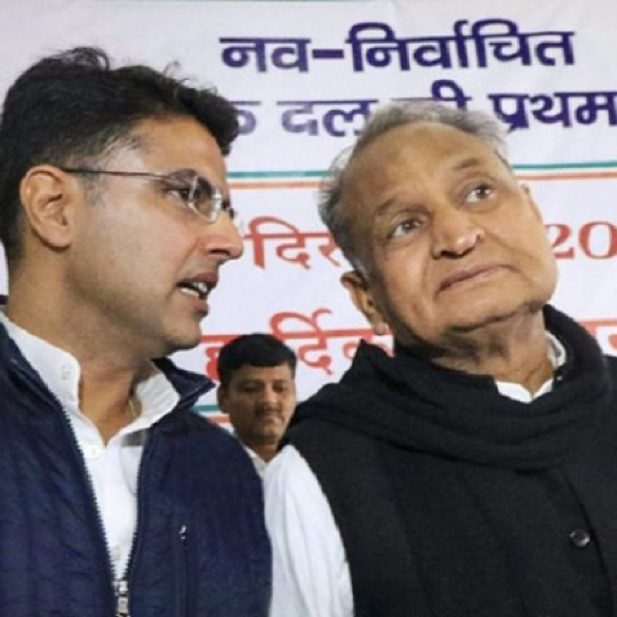 Rajasthan government spends Rs 25 crore on advertisements which had photographs of Ashok Gehlot, not Sachin Pilot