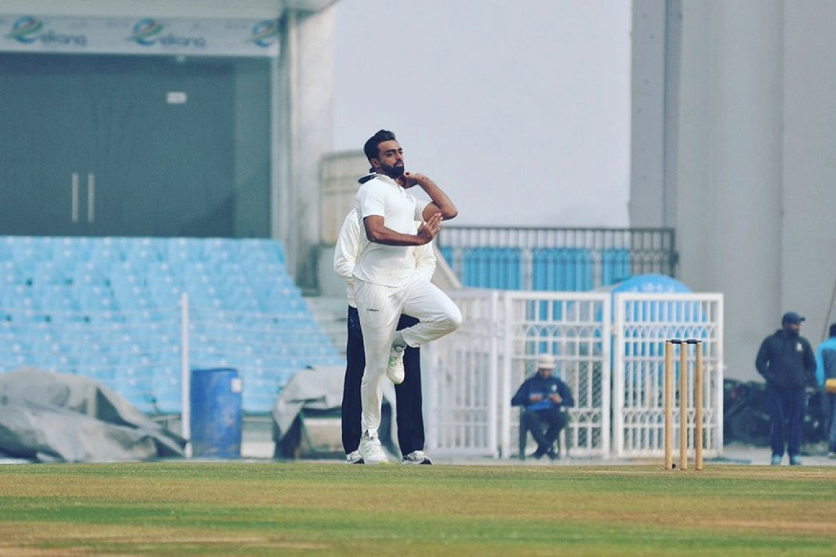Ranji Trophy: Jaydev Unadkat's seven-wicket haul helps Saurashtra defeat Gujarat to reach finals