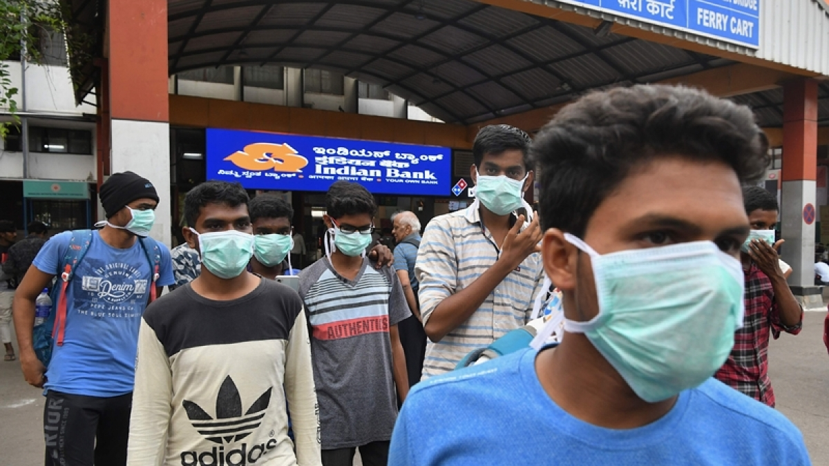 Latest coronavirus update: Karnataka govt launches virus info campaign, advises people to greet with 'namaste'