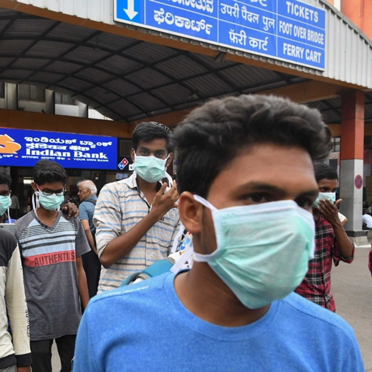 Latest coronavirus update in India: 3 tested positive for virus in Karnataka, taking number of infected people to 4