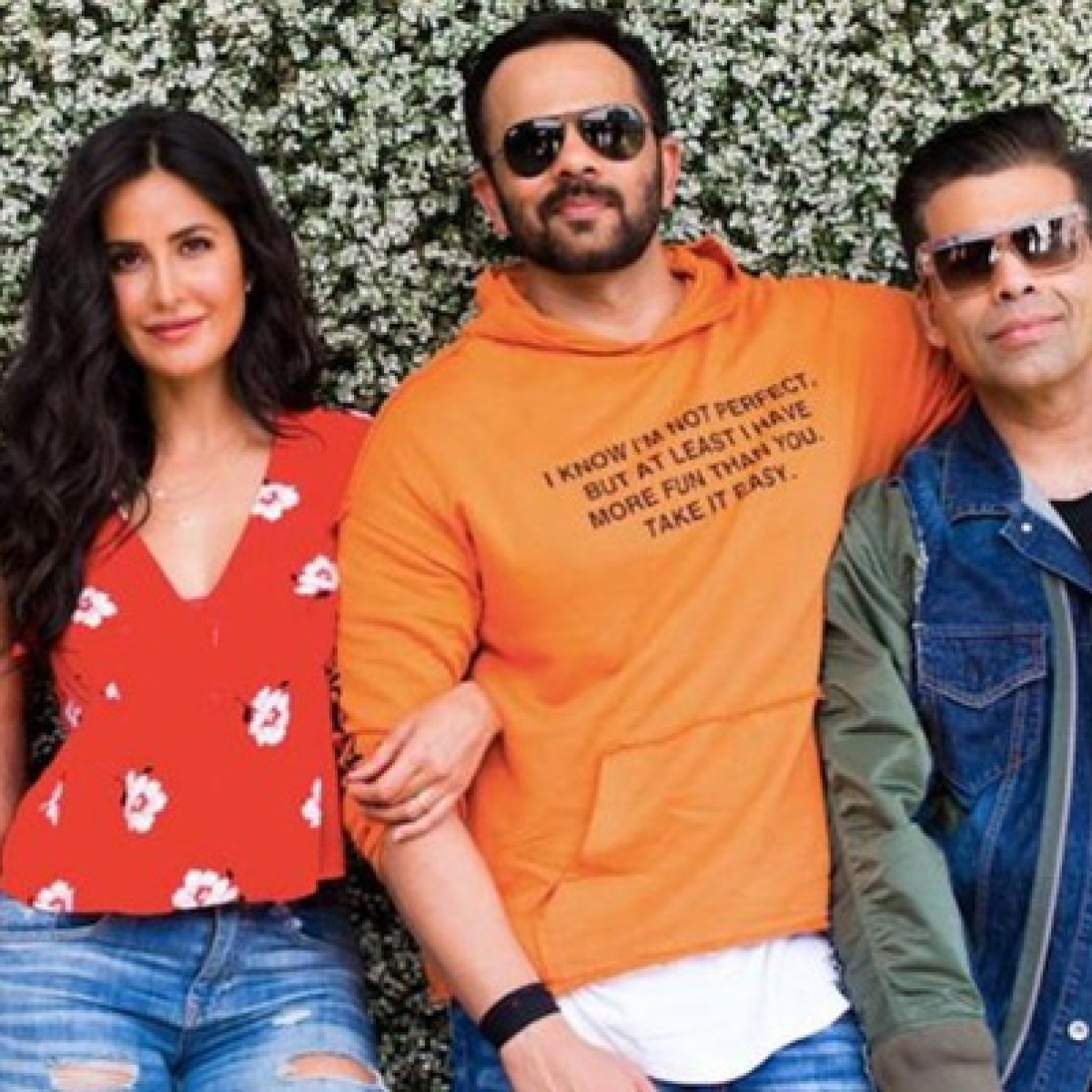 Angry Katrina Kaif fans trend 'Shame on you Rohit Shetty' on Twitter - here's why
