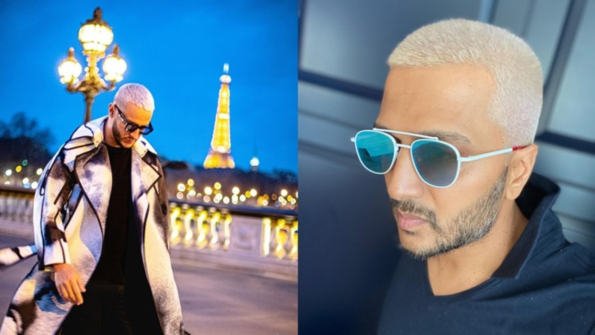 Is Baaghi 3 star Riteish Deshmukh's new blonde hairdo inspired by DJ Snake's look?