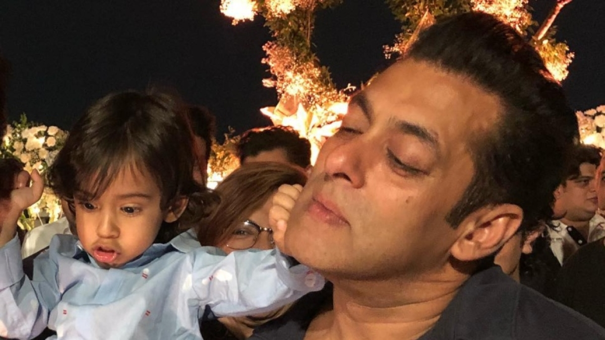 Happy Birthday Ahil Sharma: 7 videos featuring doting mamu Salman Khan that are unmissable
