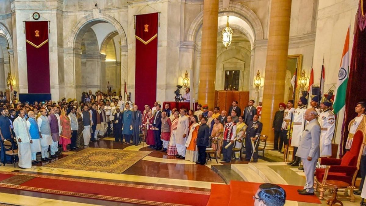 Padma Award ceremonies postponed due to coronavirus outbreak