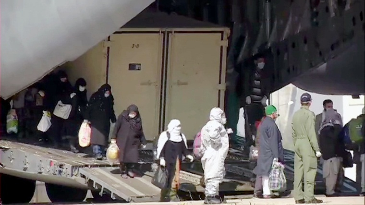 234 Indians stranded in coronavirus-hit Iran have arrived in India: External Affairs Minister Jaishankar