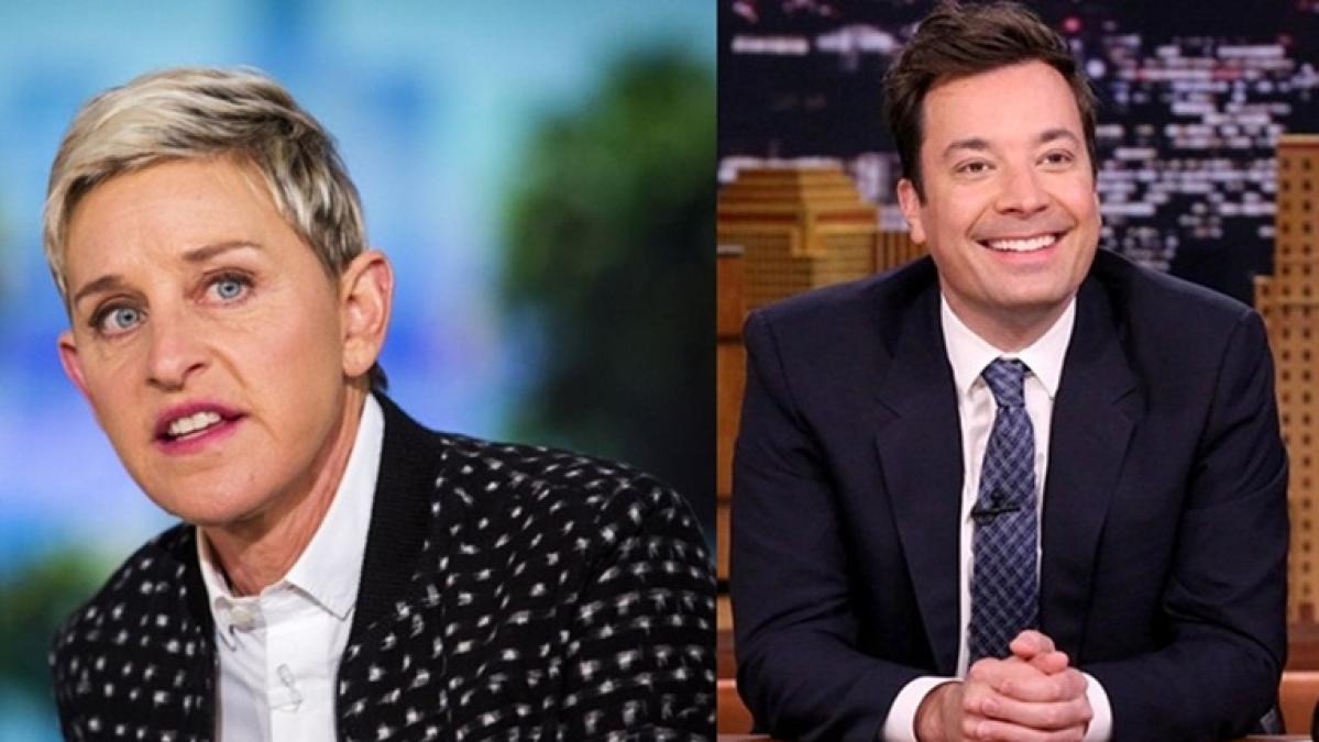 The show must go on: Amid coronavirus scare, Ellen DeGeneres, Jimmy Fallon shoot talk shows without audience