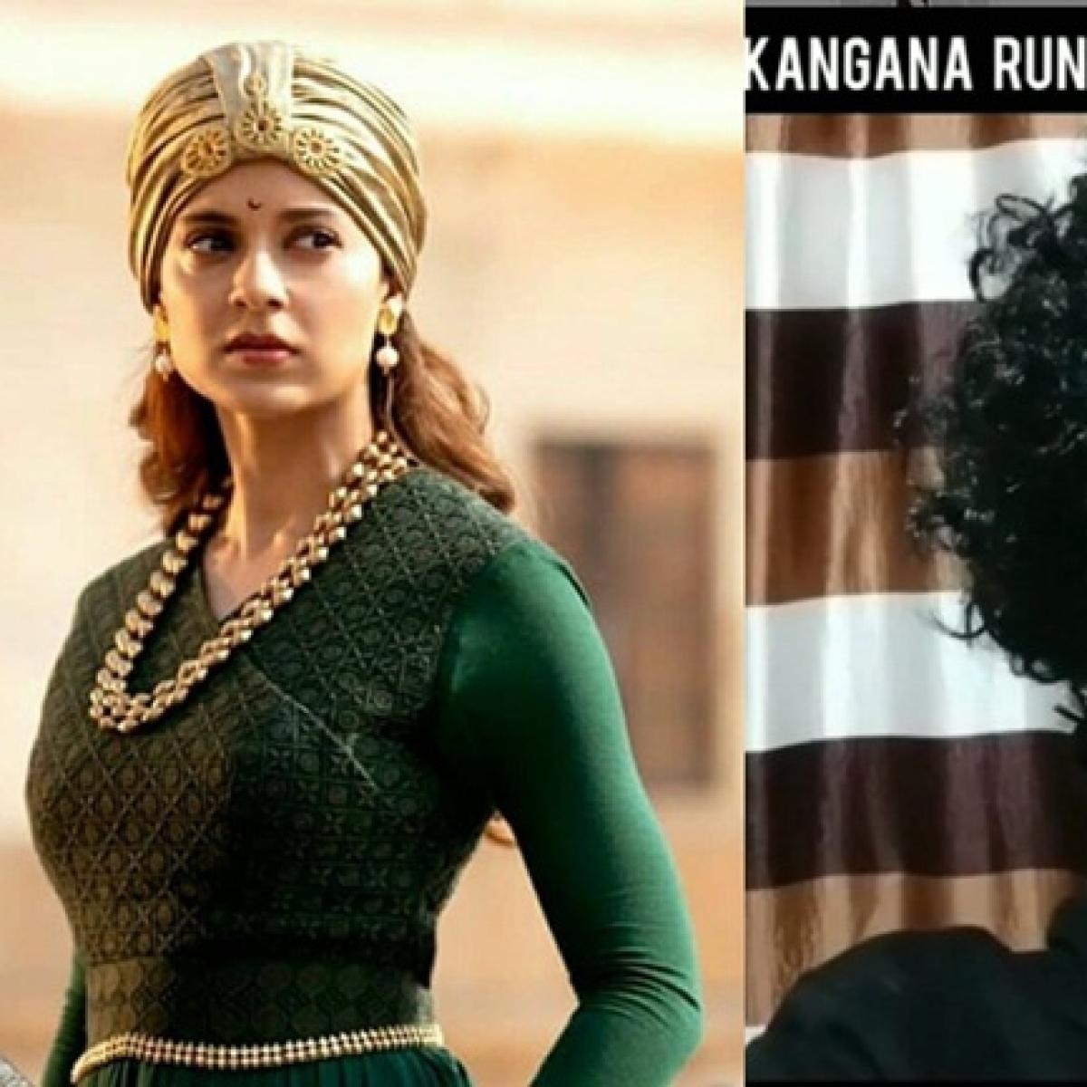 'Meri to ungli karne ki aadat hai': Nazma Aapi's Kangana Ranaut has a real problem with 'no-touch' during coronavirus