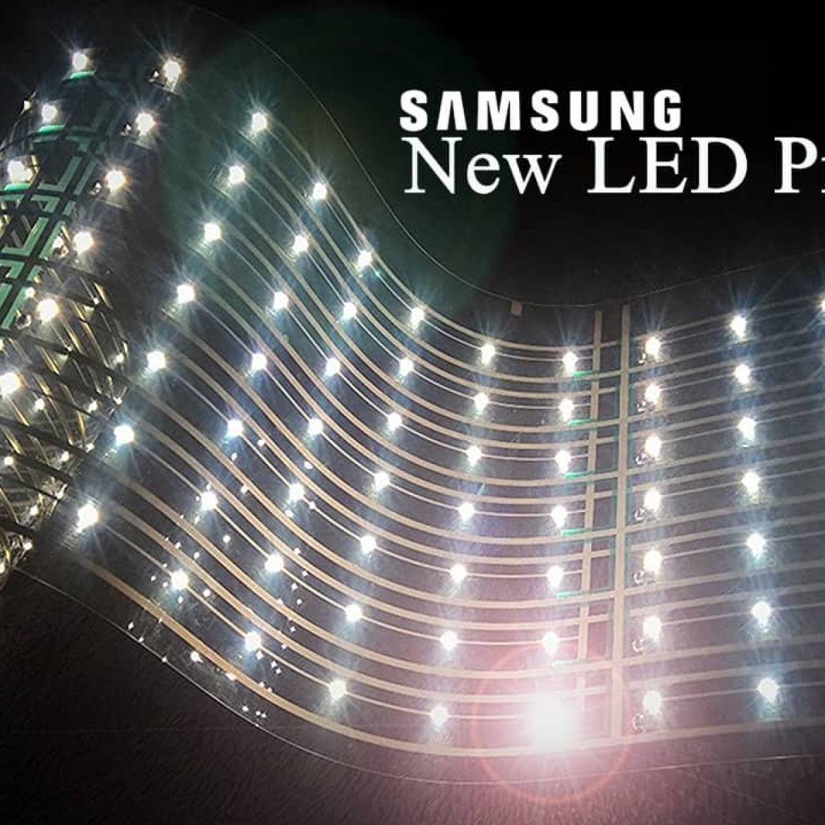 Samsung launches new LED products to improve circadian rhythm