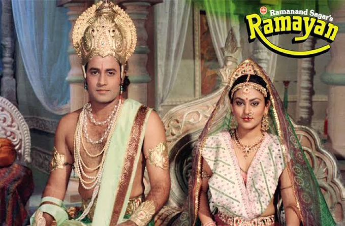 Coronavirus in India: Some Twitter users label Ramayan rerun 'communal'