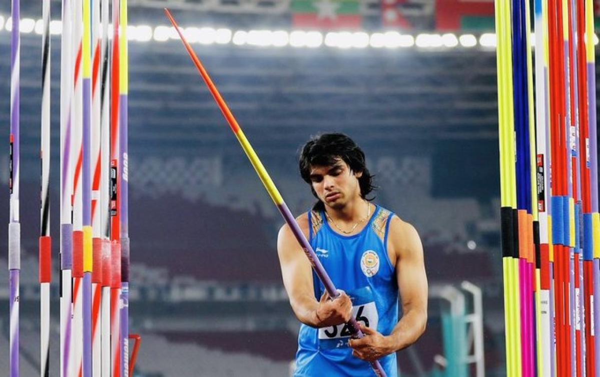 Asian Games gold-medalist Neeraj Chopra donates Rs 3 lakh to combat coronavirus crisis