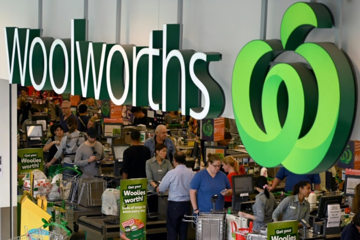 Woolworth Supermarkets