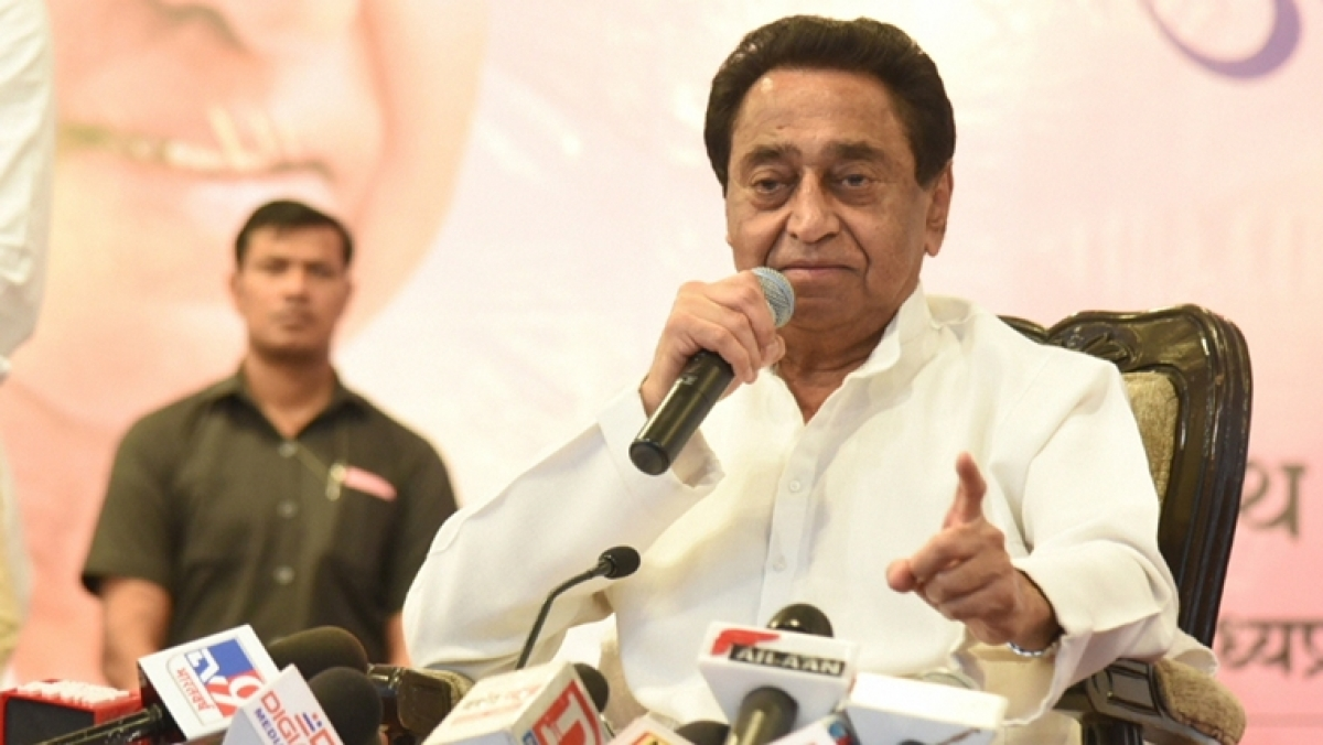 From playing cricket to offering prayers for Madhya Pradesh: What came before Kamal Nath's resignation?