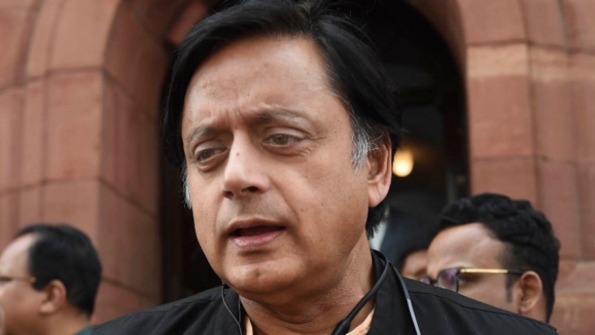 'Pappu virus has hit Congress': Twitter disagrees with Shashi Tharoor's suggestion for 'menstrual leave'