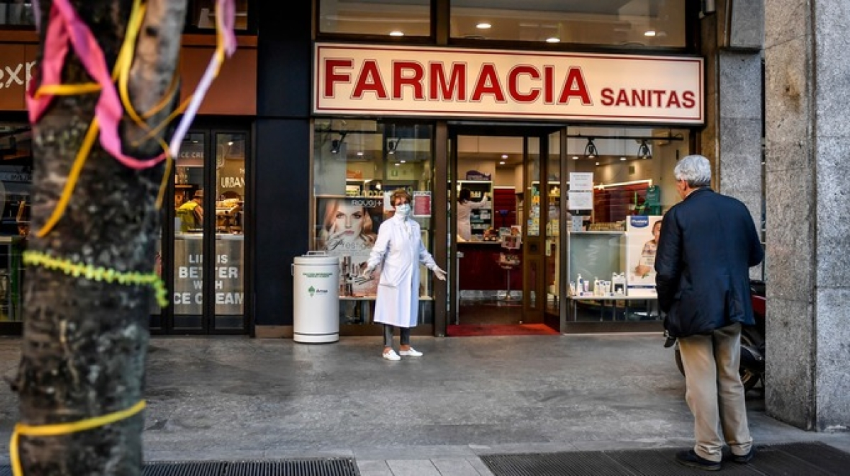 Latest Coronavirus Update: Except for pharmacies, supermarts, Italy shuts down nearly all stores