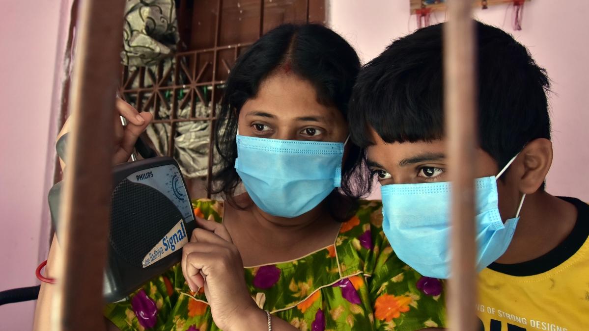 Coronavirus in Kolkata