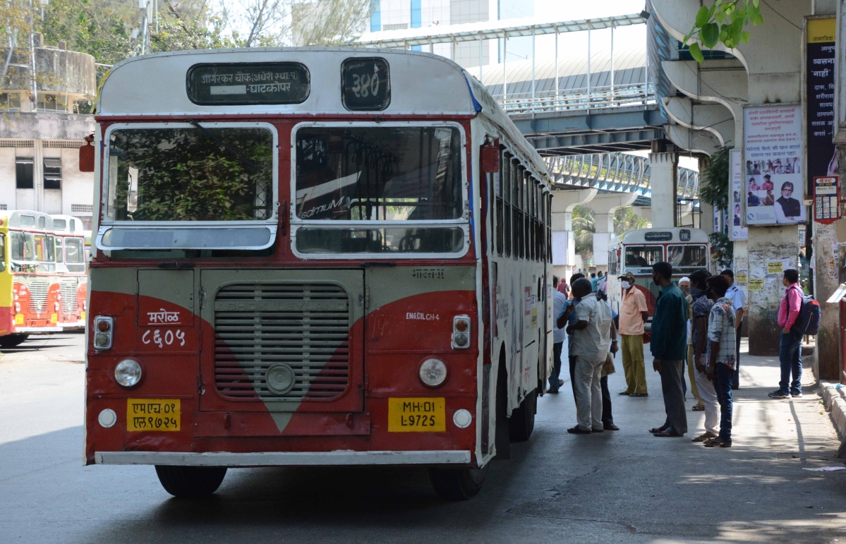 From now on, BEST buses to be manned by driver alone