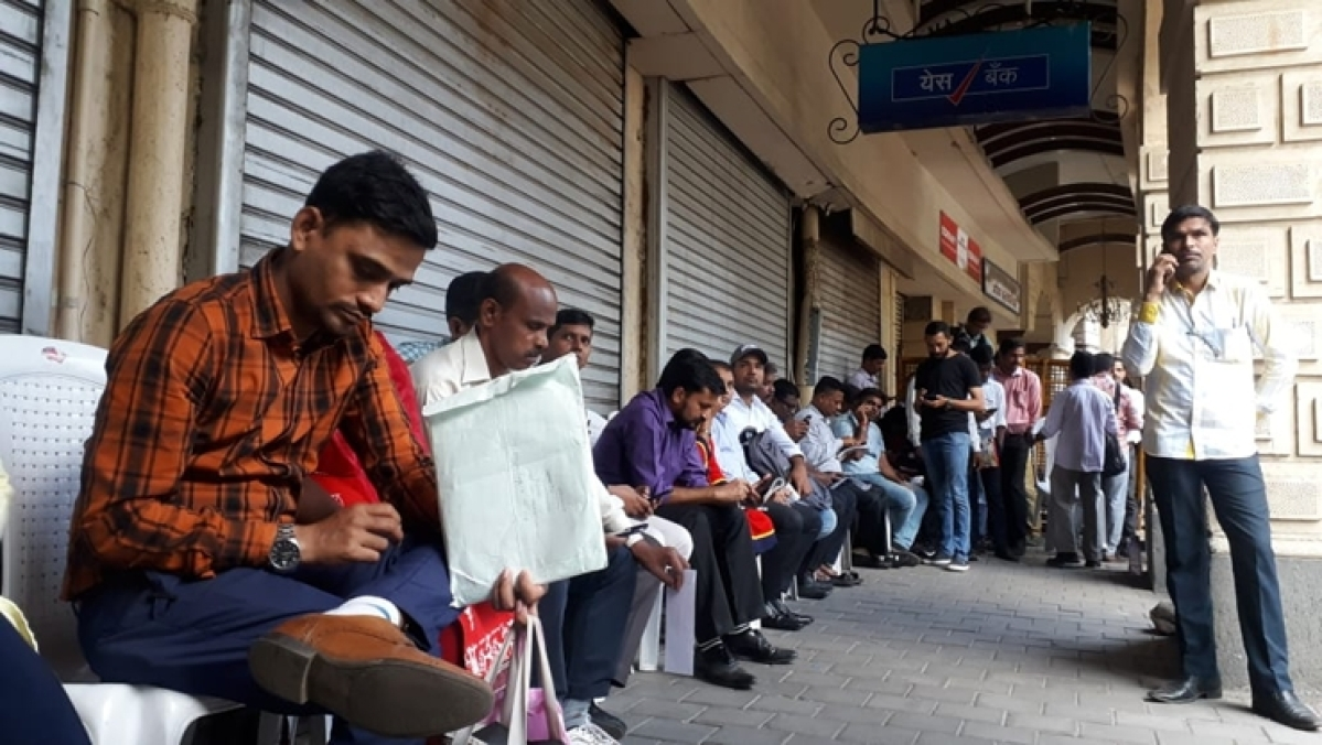 Yes Bank crisis: Despite RBI's assurances, account holders panic as netbanking crashes