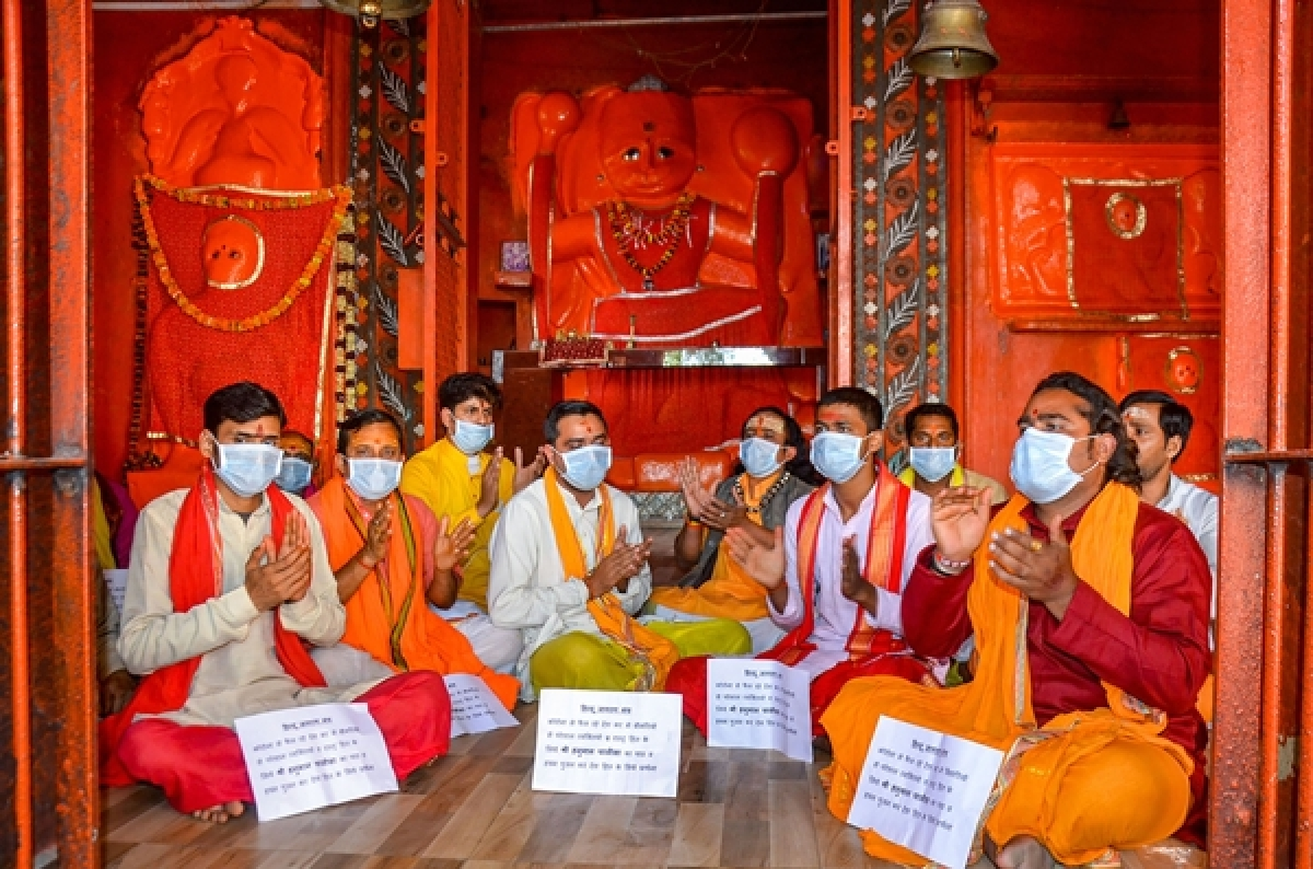 Latest coronavirus update: Amid virus scare, Ayodhya gears up for mega Ram Navami mela