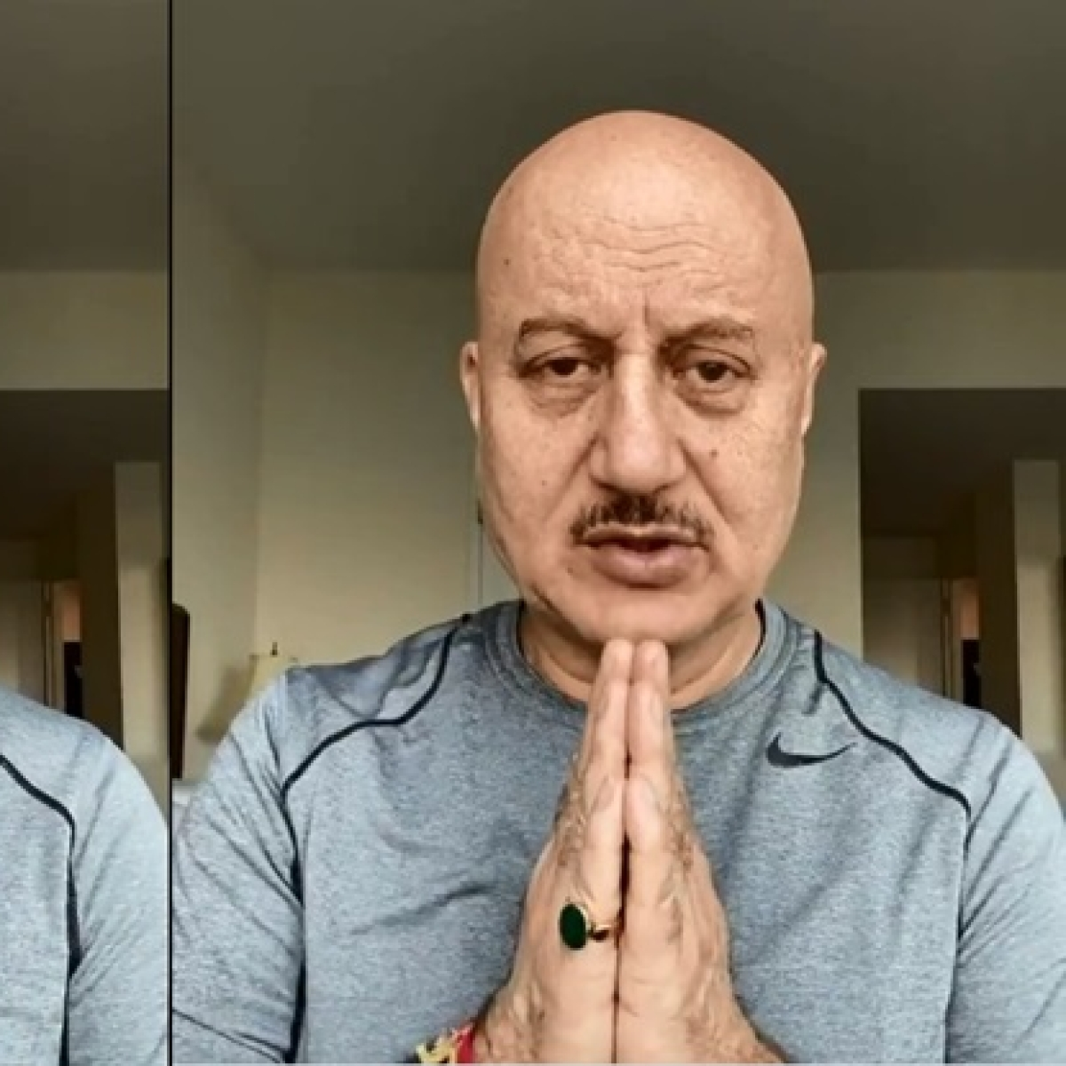Anupam Kher's mother Dulari, brother Raju, bhabhi and niece test positive for COVID-19