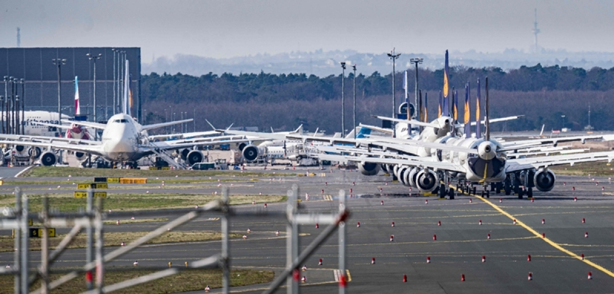 Amid coronavirus outbreak calls to airlines spike 100%