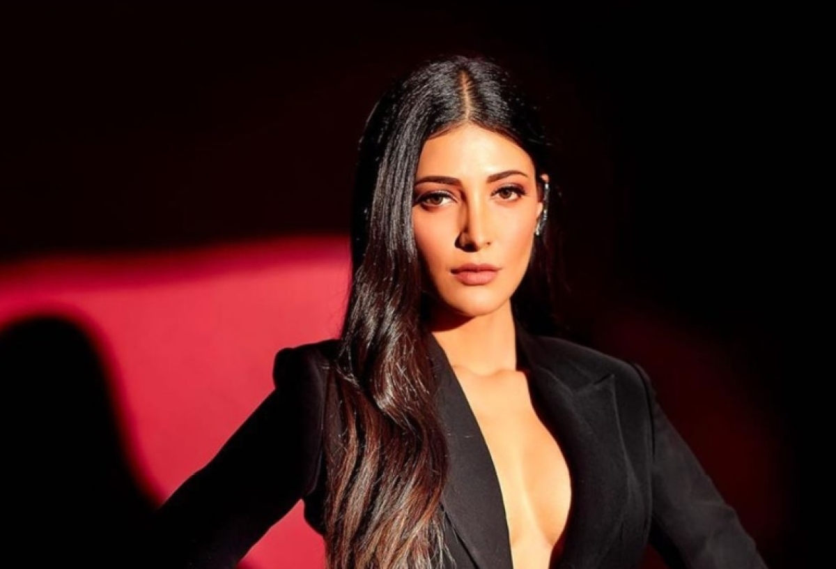 'Sometimes, people try to brush things under the carpet': Shruti Haasan speaks about her tryst with anxiety
