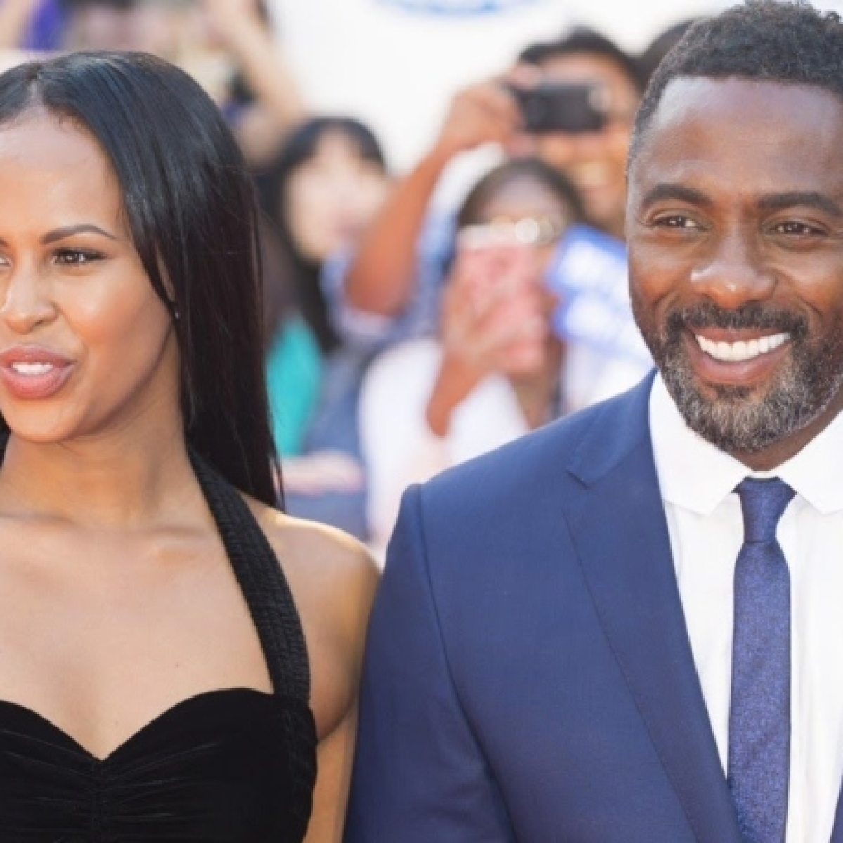 Idris Elba's wife Sabrina tests positive for coronavirus a week after going in quarantine with husband