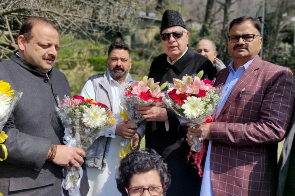 FPJ Edit: A free Farooq Abdullah can play the role of his life