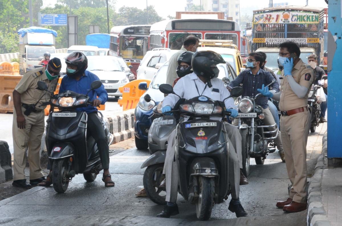 In Pics: Mumbai under coronavirus lockdown -- here's how the city looked on Saturday