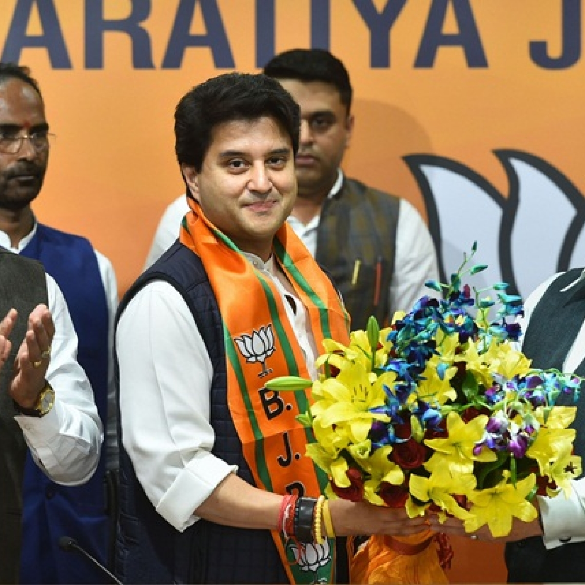 Raja Ka Praja: After Scindia's flip, several supporters follow Maharaja to BJP