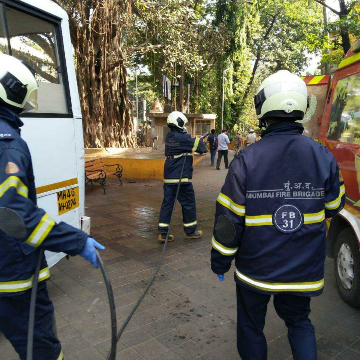 Coronavirus Update: Mumbai Fire brigade sets up quarantine facility for its frontline staff