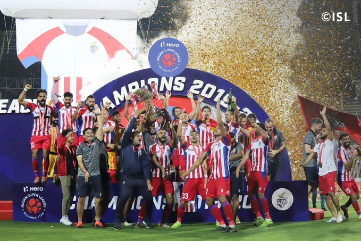 ISL finals: ATK grab historic third league title