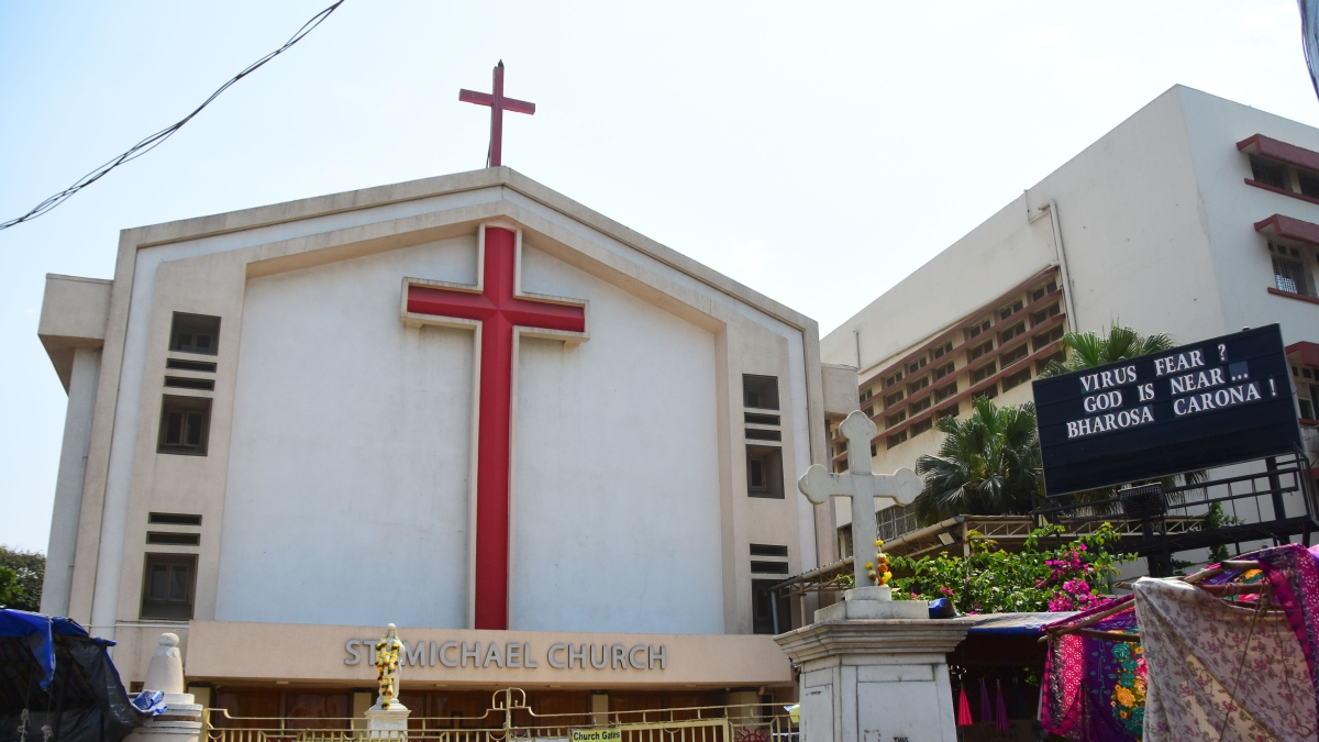 Corona scare: Public masses in churches across the city suspended till April 4
