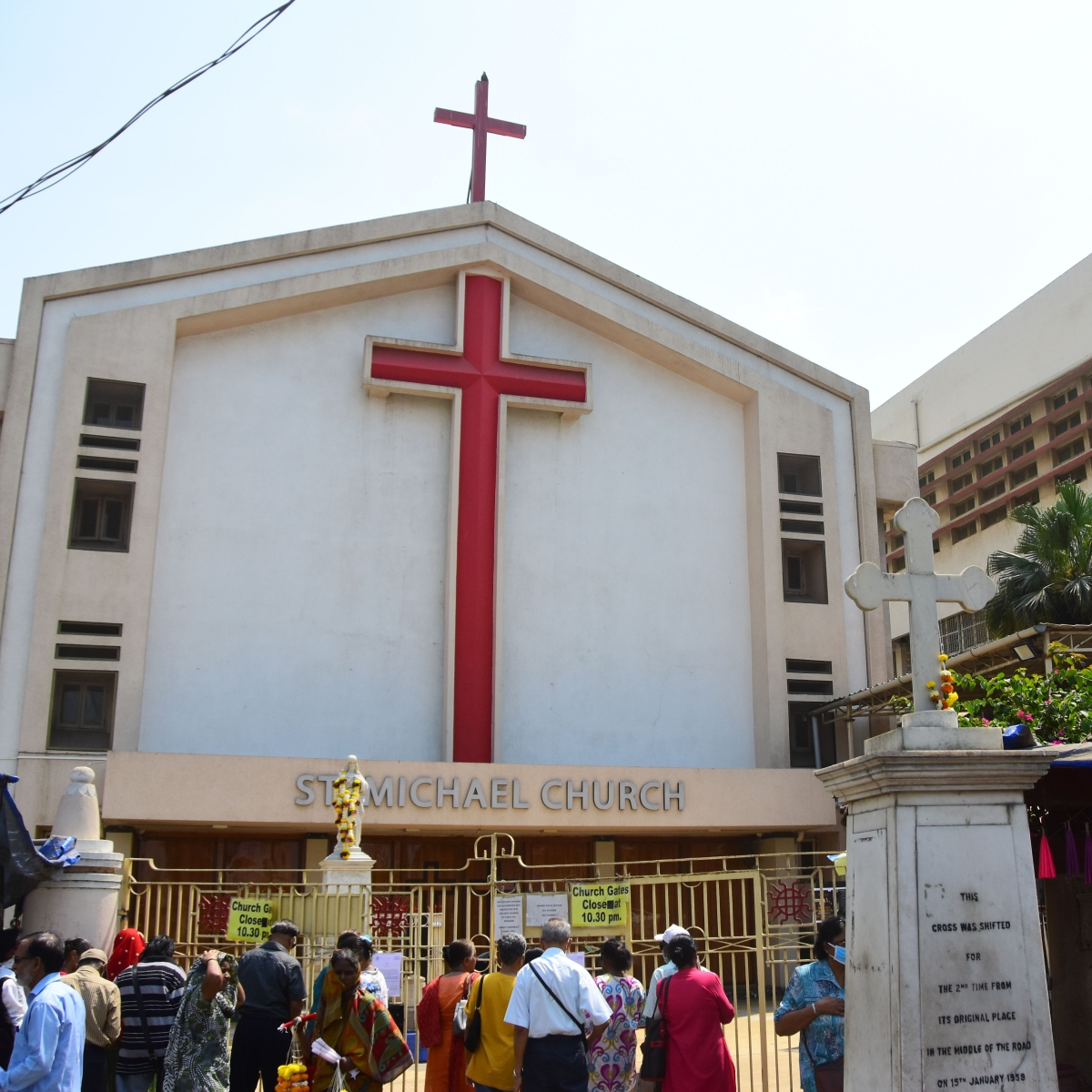 Corona scare: Public masses in churches across the city suspended till April 4