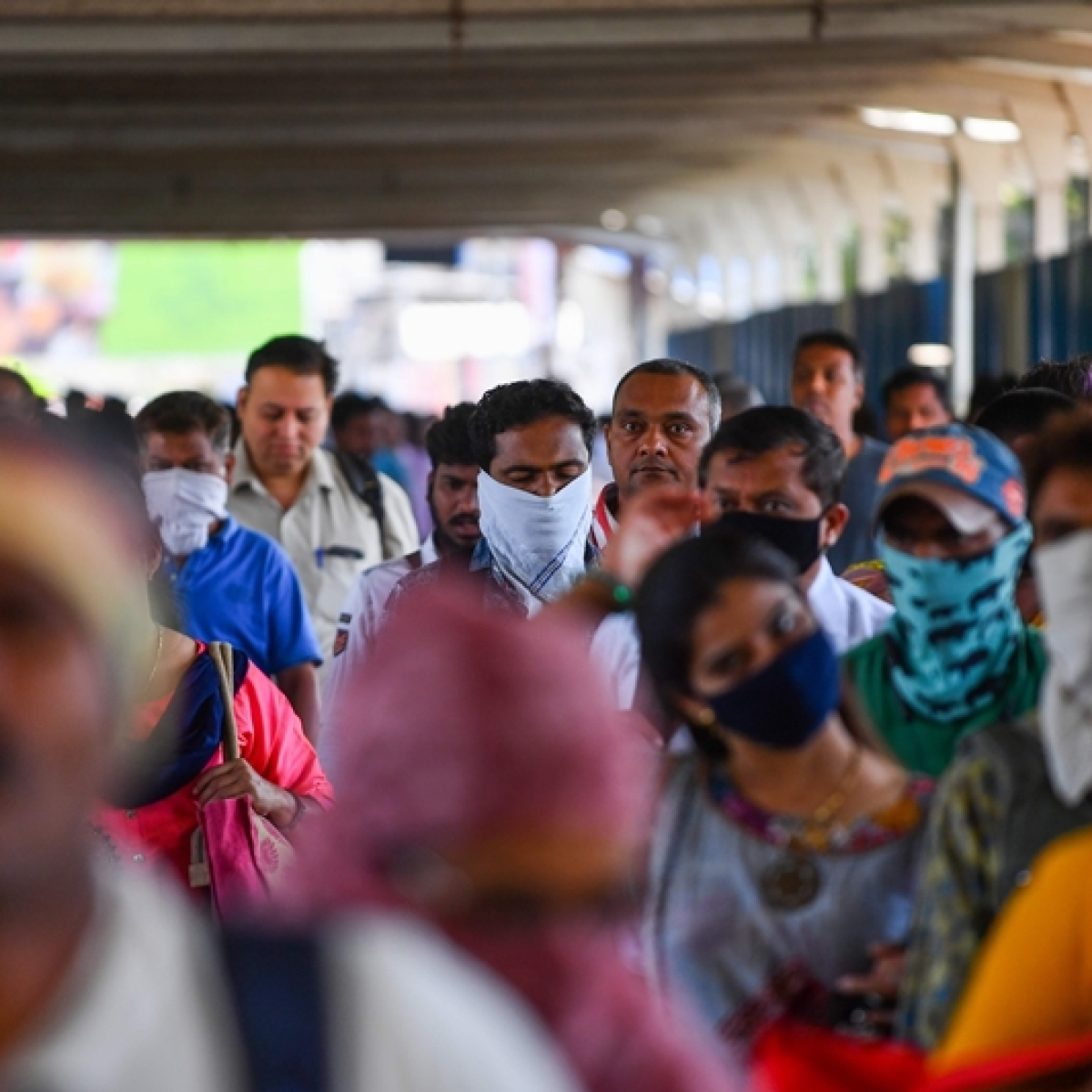 Latest coronavirus update: Over 1,600 persons stuck in Tablighi centre, including 250 foreigners