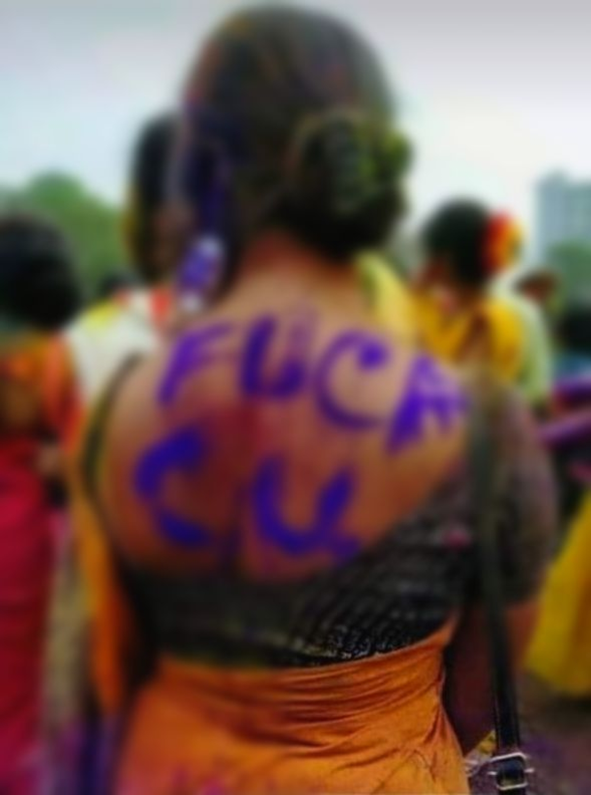 Holi 2020: Purists fume as Rabindra Bharati University students 'disrespect' Tagore with 'vulgar' words