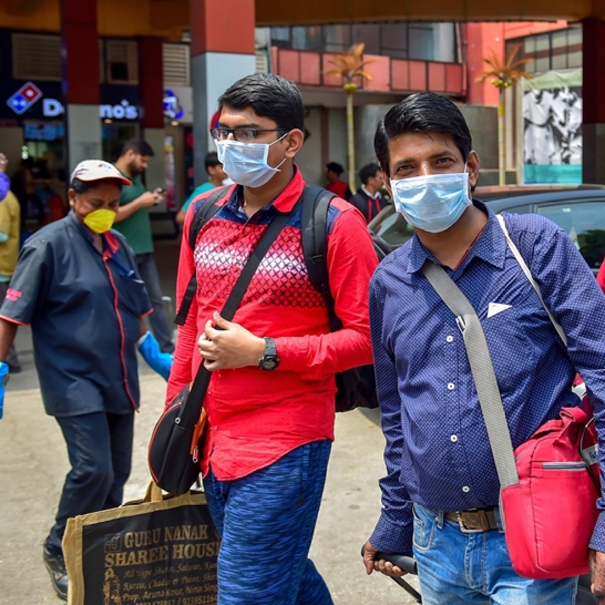 Coronavirus in Mumbai: Average daily COVID-19 case growth rate in the city goes down from 8% to 3.64%