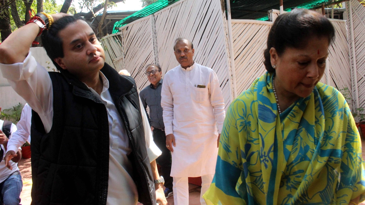 Family trouble: Is Jyotiraditya Scindia's entry lessening Yashodhara Raje's power in party?