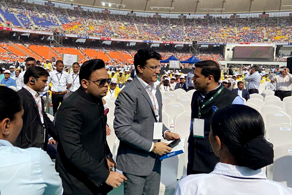 BCCI president Sourav Ganguly refuses to travel to Dubai for ACC meeting
