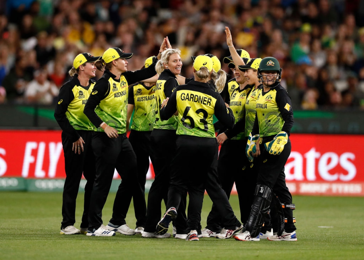 Women's T20 World Cup Final LIVE: Australia defeat India by 85 runs to lift the trophy