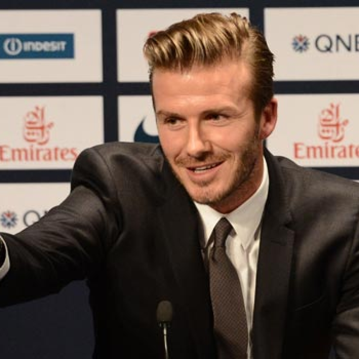 Lionel Messi or Cristiano Ronaldo? David Beckham has chosen his G.O.A.T