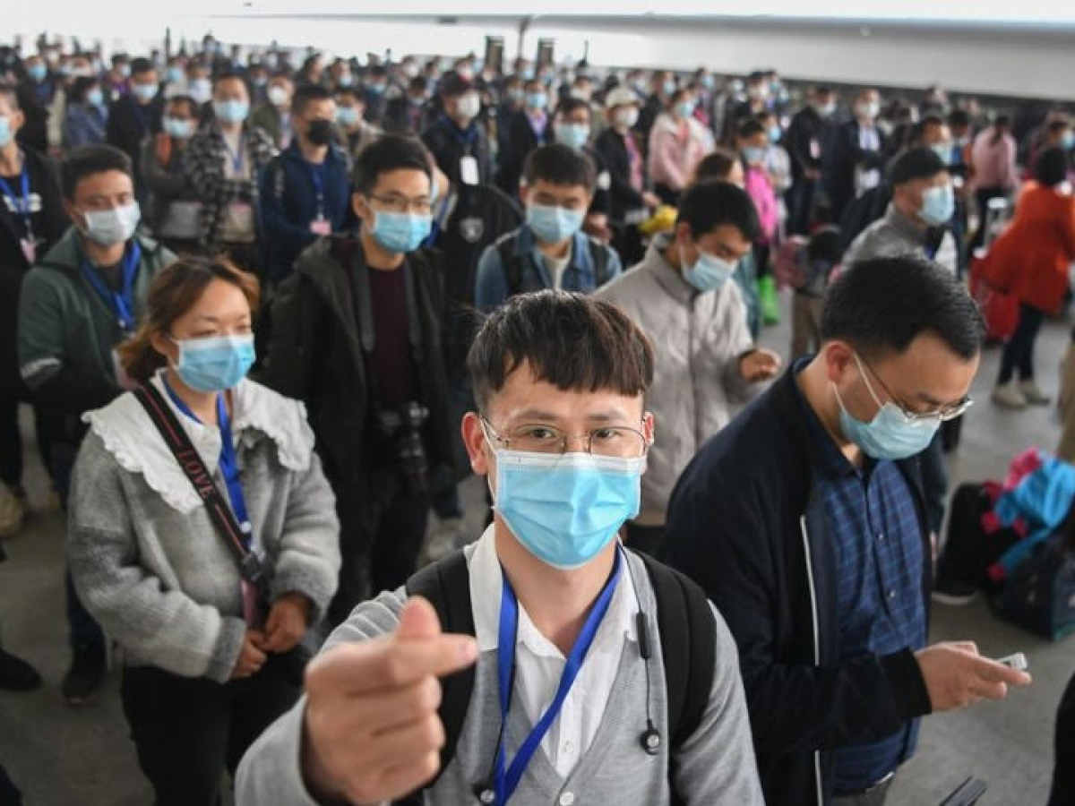 Coronavirus Update in China: More Hubei workers return to work