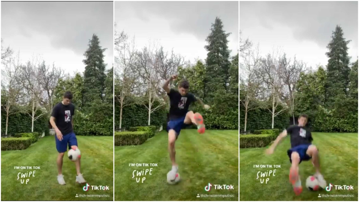 Want to learn how to juggle a ball? Do not ask Christian Pulisic