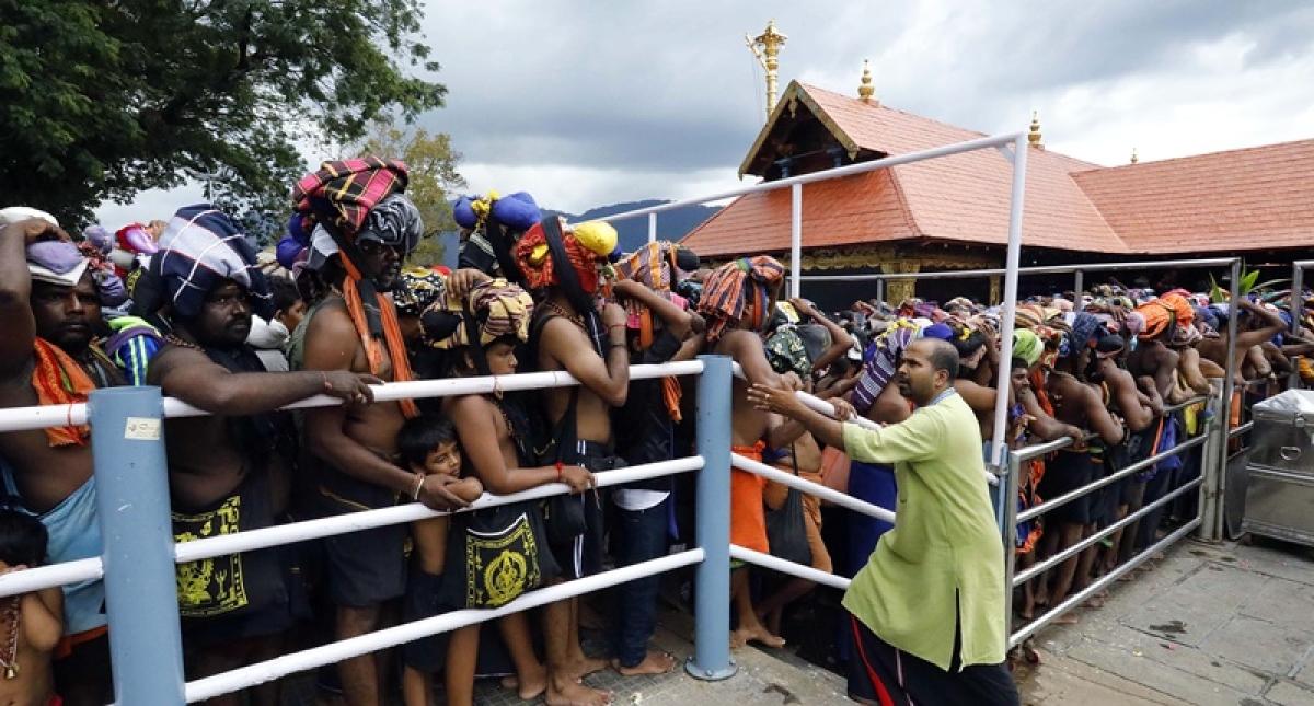 Latest coronavirus update: Sabarimala Temple festival canceled in view of nationwide lockdown