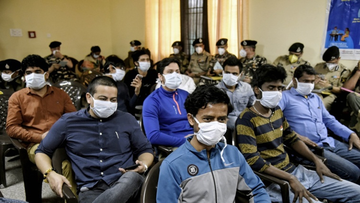 46-year-old Delhi man, who tested positive for coronavirus, came in contact with 813 people after coming from Italy