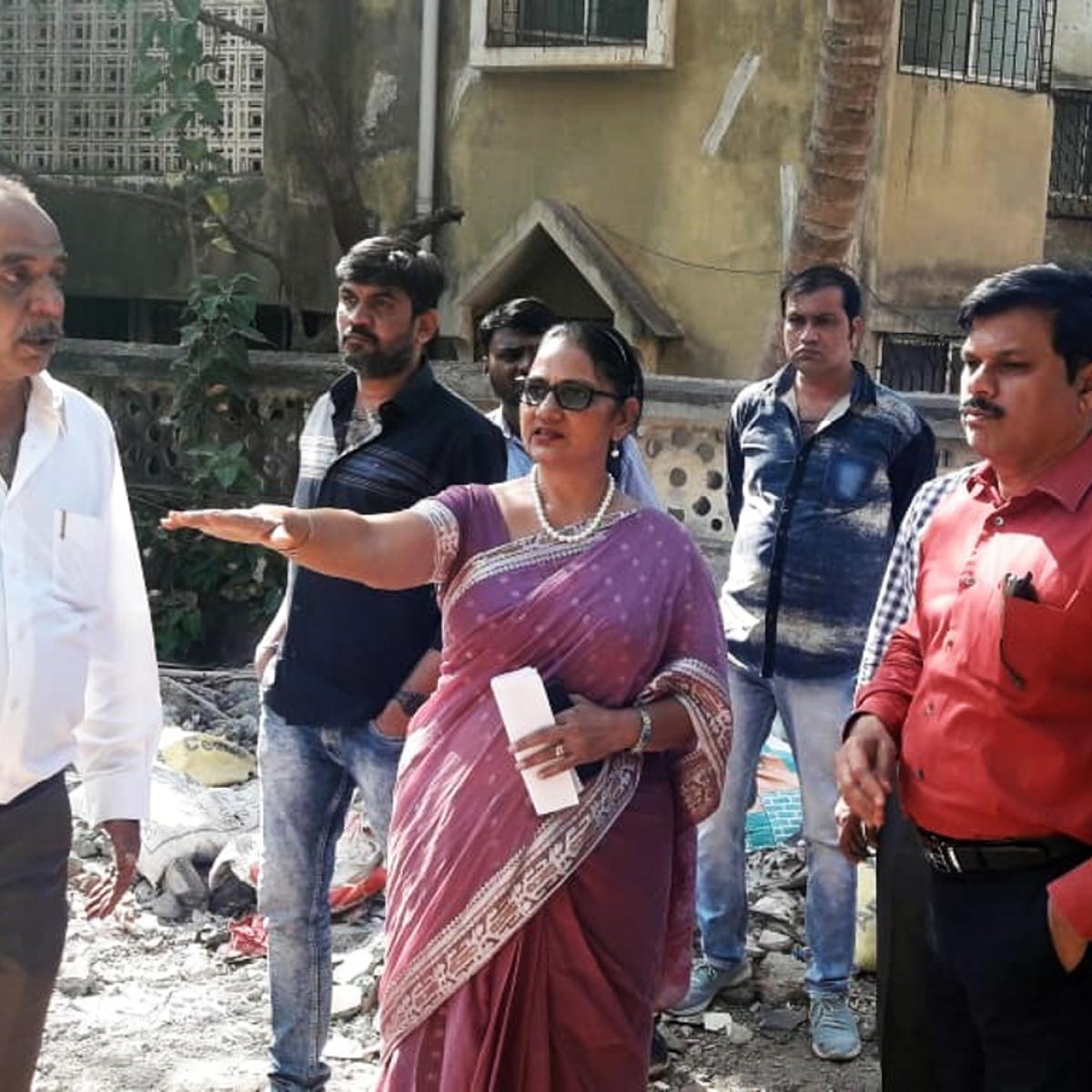 Mumbai: Amidst combating coronavirus, Mira Bhayandar Municipal Corporation also gears up for rains