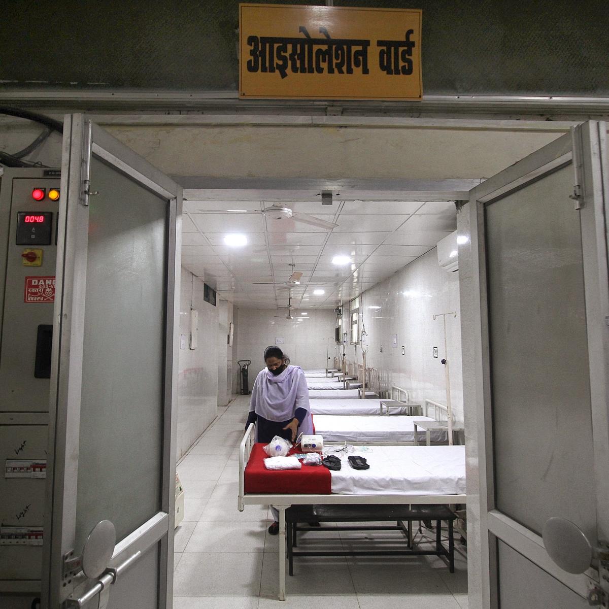 Coronavirus news of Madhya Pradesh: Bhopal to get 20 high tech corona isolation wards on track soon