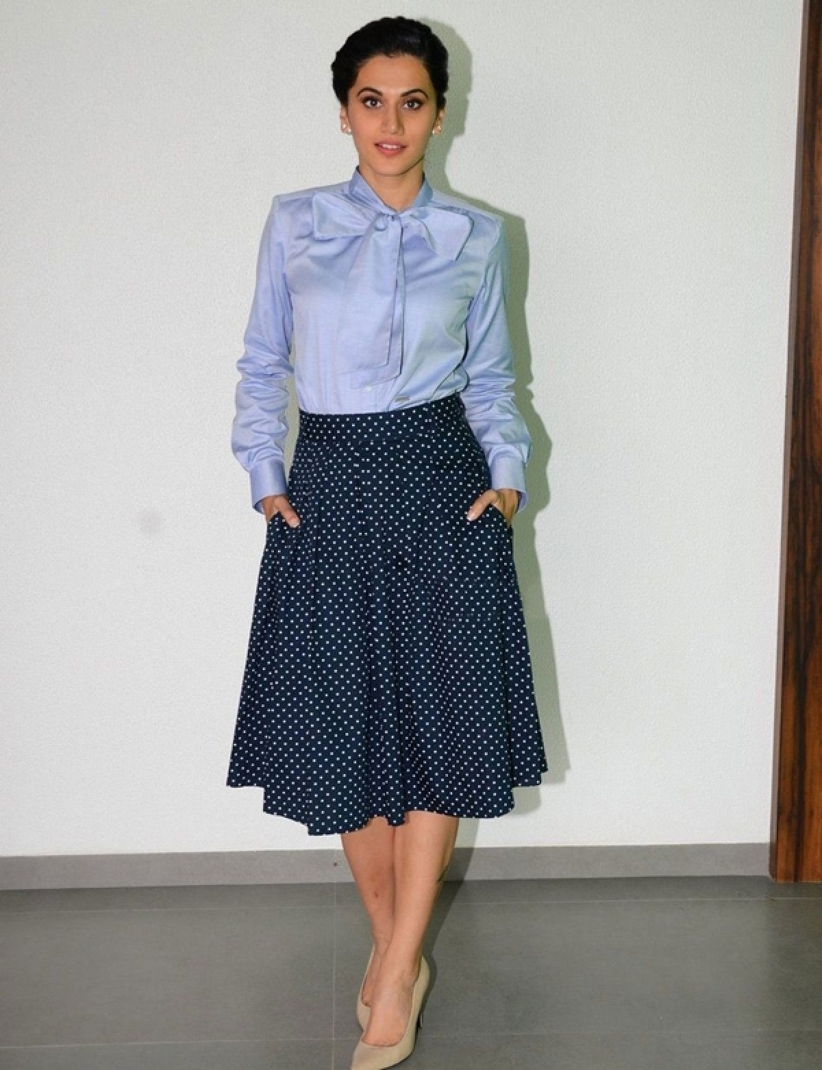 No skirting the matter: How to rock the season's light-n-easy trend