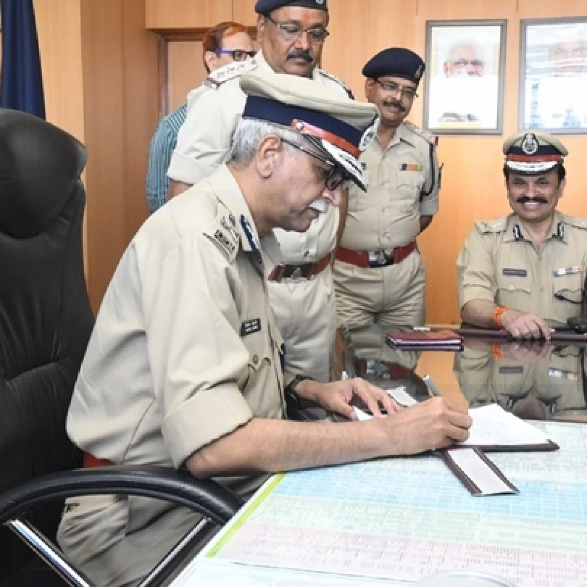 Bhopal: Cops on leave can join duty at native stations after leave, says DGP Vivek Johri