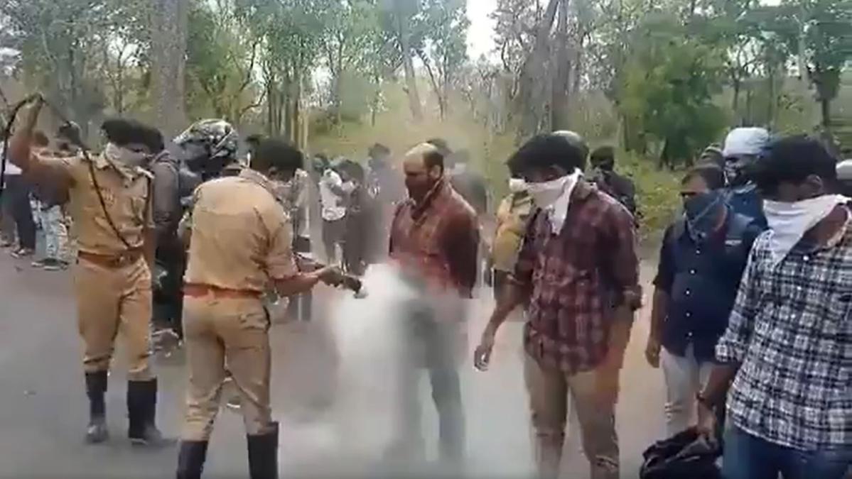 Coronavirus in India: Amit Malviya shares video of 'mass spraying' in Kerala